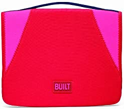 BUILT Neoprene Convertible Case for iPad mini, Cherry and Pink Crush