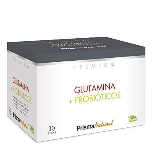 Prisma Natural Glutamina + Probiotico 30Sticks 200 g