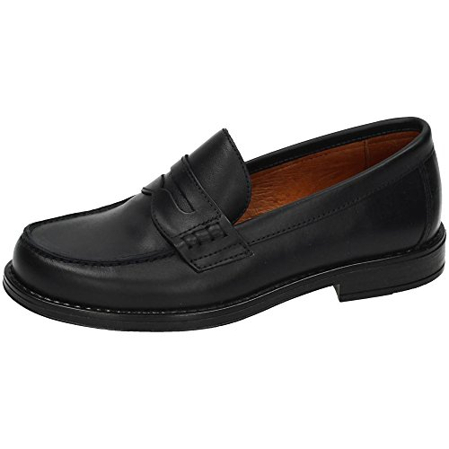 YOWAS 60 Zapatos Castellanos NIÑO Zapatos MOCASÍN Marino 34