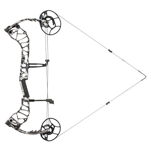 Bear Archery AV96A30087R Divergent One Nation Black & White RH 70