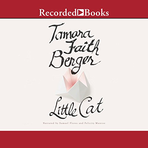 Little Cat audiobook cover art