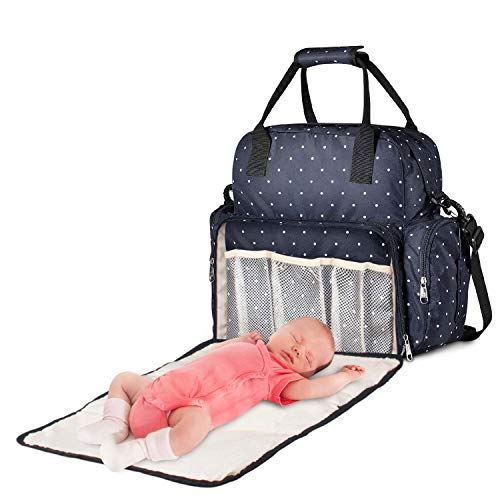 Diaper Bag Backpack, Baby Bag with...