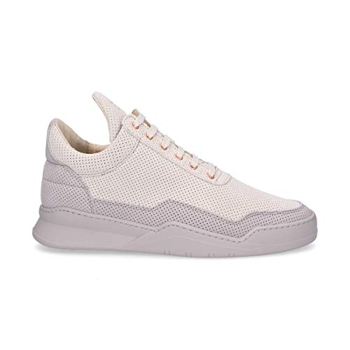 FILLING PIECES Luxury Fashion Mens HI TOP Sneakers Summer Grey