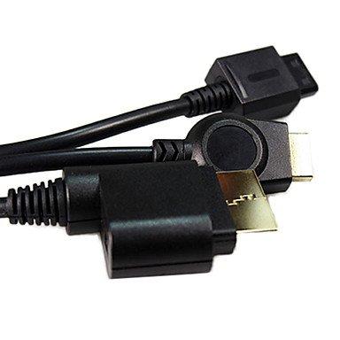 azaz @ 1,8 m 5,904ft 4 in 1 HDMI-kabel voor alle consoles, voor Xbox360 PS2 Wii PS3