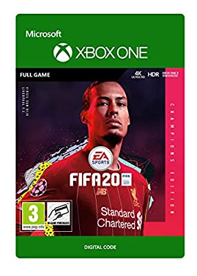 FIFA 20: Champions Edition (Post-Launch)   | Xbox One - Download Code