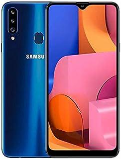 هاتف سامسونج جالكسي ايه 20 اس ثنائي شريحة الاتصال، 6.5 انش، رام 3 جيجا، ال تي اي الجيل الرابع 6.5 inches 6.5 inches