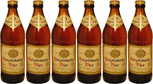 Brauerei Penning - Hetzelsdorfer Bier (6 Flaschen) I Bierpaket von Bierwohl