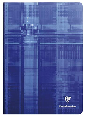 Clairefontaine 9140C Kladde Softcover A4, gebunden, blanko, 96 Blatt