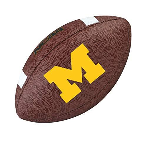 Wilson Michigan Wolverines Full Size Logo NCAA Football