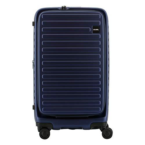[ロジェール] スーツケース 62cm 3.6kg 55L LJ-CUBO-FS ネイビー