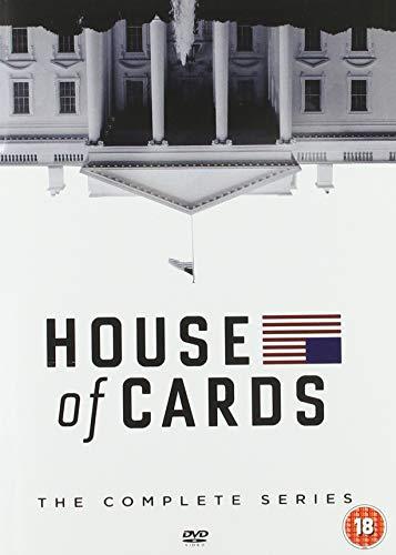 House of Cards - Season 01 / House of Cards - Season 02 / House of Cards - Season 03 / House of Cards - Season 04 / House of Cards - Season 05 / House of Cards - Season 06 - Set [DVD]