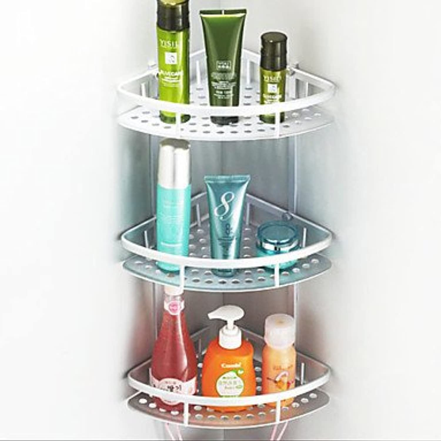 WYMBS Excellent Bathroom Space Aluminum Bathroom Shelf