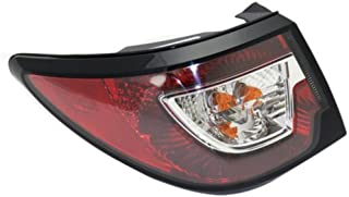 Tail Light for Chevy Traverse 13-17 Left Side Assembly CAPA