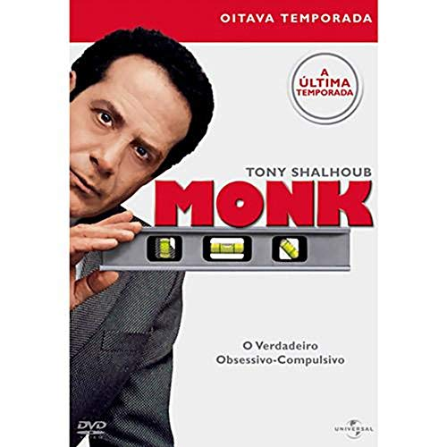 Monk - 8ª Temporada