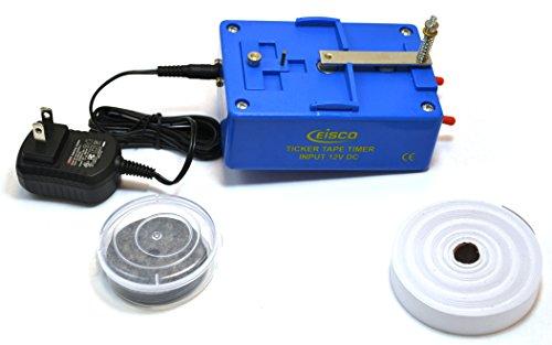 Eisco Labs 2 Speed Ticker Tape Timer mit 12 V Stecker