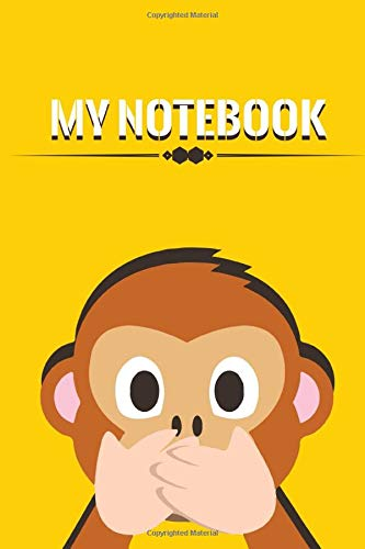 My Notebook: Perfect Emoji Notebook Gift For Emoji One. Cute Cream Paper Notebook For Writing Daily Routine, Journal and Hand Note