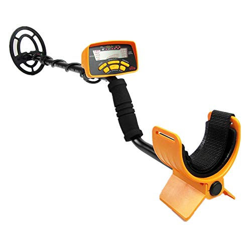 New Lightweight Metal Detector for Adults Portable Underground Metal Detector Treasure Instrument De...