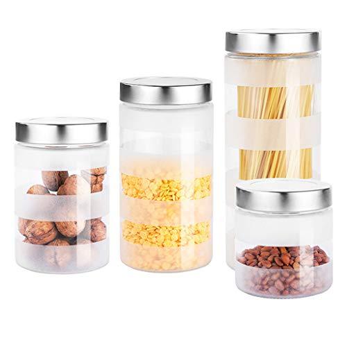 caja Caja De Almacenamiento De Cocina Contenedor De Almacenamiento De Alimentos Lata...