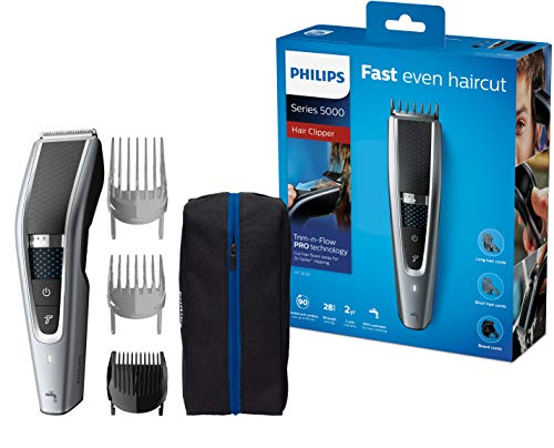 Philips 5000 HC5630/15 Cortapelos Lavable Hairclipper series