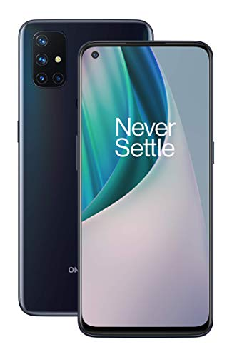 "OnePlus N10 Midnight Ice | Display da 6,49 ""a 90 Hz 