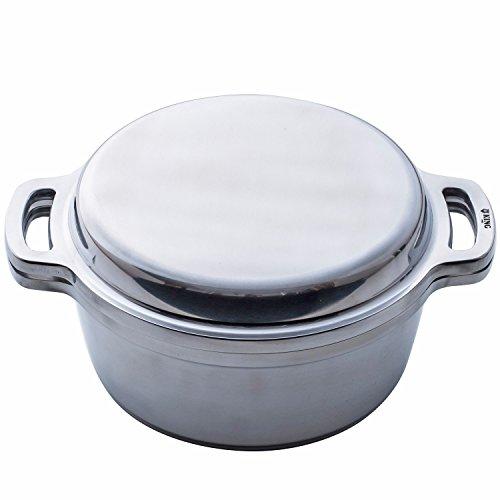 ハルムスイ KING 無水鍋 両手鍋 20cm 600033