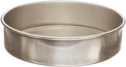 Advantech PS8F Stainless Steel Sieve Pan, Full Height, 8' Diameter