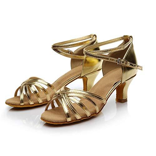 Zapatos Mujer Tacon Fiesta, LANSKIRT Sandalias de Vestir Mujeres de tacón Fiesta...