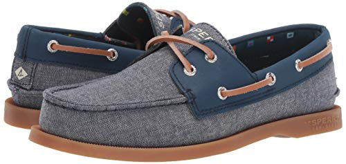 Sperry Unisex-Child A/O Boat Shoe
