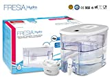 Boston Tech Fresia, Distributeur d'eau filtrée Compatible avec Les filtres Brita Maxtra, Maxtra Plus Contient jusqu'à 9 litres. Un Filtre Cadeau