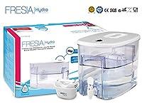 boston tech fresia, distributore di acqua filtrata compatibile con filtri brita maxtra e boston tech. 9 litri. un filtro regalo