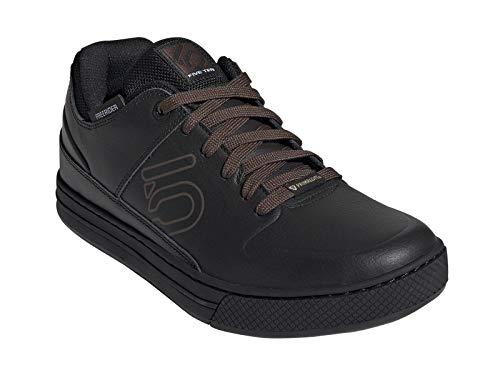 Five Ten Men's Freerider EPS Mountain Bike Shoe, Size 11.5, (Black, Brown, White)