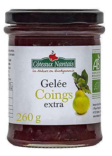 Côteaux Nantais Gelée De Coing , 260 g - Bio