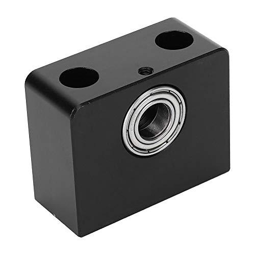 Exquisita artesanía Soporte de cojinete de calidad garantizada, soporte de cojinete del eje Z de tamaño pequeño, accesorios de impresora ENDER 3 / 3Pro para piezas de impresora