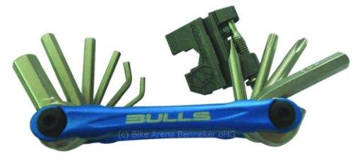 Bulls Werkzeug 18 Funktionen