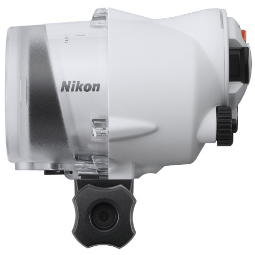 Nikon 3773 1 SB-N10 Underwater Speedlight (White)