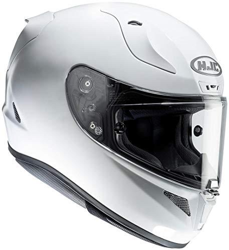 HJC - 13202911/162 : HJC - 13202911/162 : Casco Integral RPHA11 Blanc Perle/Pearl White Ryan Color Perlado Talla XXL
