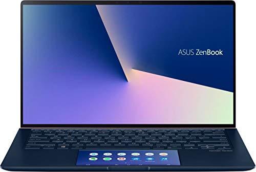 """ASUS ZenBook 14 UX434FLC-A5298T Blu Computer portatile 35,6 cm (14"""") 1920 x 1080 Pixel Intel® Core? i7 di decima generazione 16 GB LPDDR3-SDRAM 512 GB SSD Windows 10 Home"""