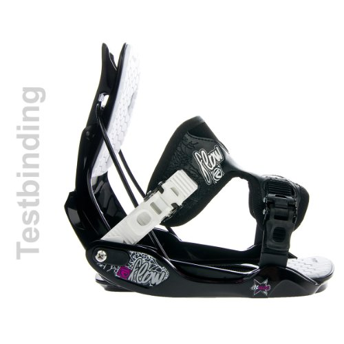 Damen Snowboard Bindung Flow Muse 10/11 wms black M