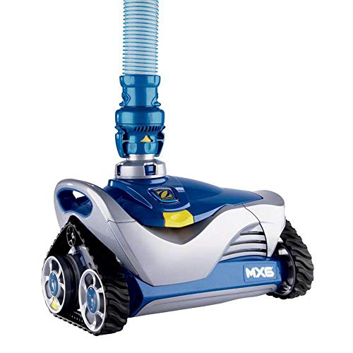 Zodiac MX6 InGround Suction Side Pool Cleaner Blue/Gray