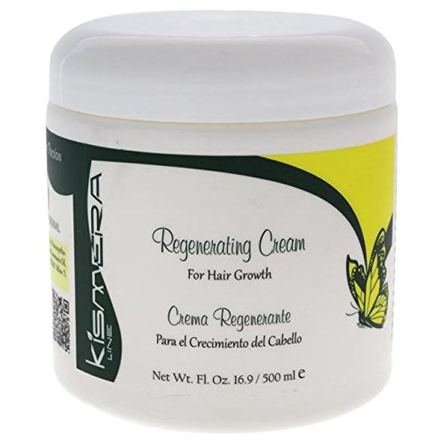 意外水銀の思い出すKismera Regenerating Cream for Hair Growth 16.9oz by KUZ