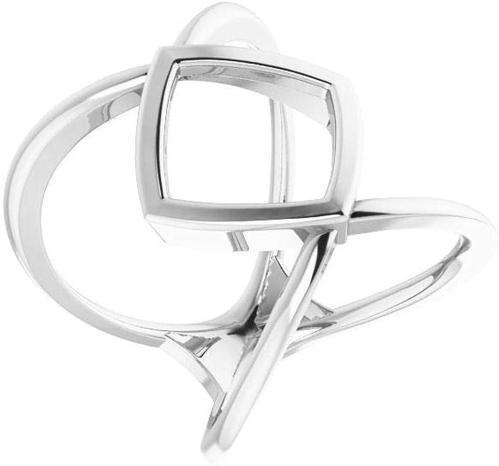 Freeform Ring Band (Width = 19mm)