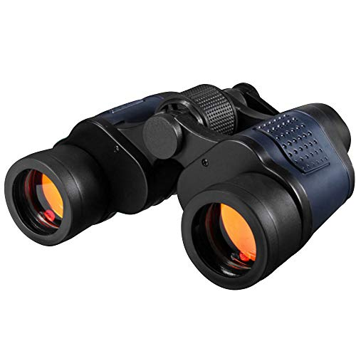 SUREH 60x60 Binoculars for Adults Compact HD Professional Day/Night Vision...