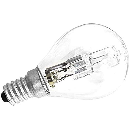 Gmasuber 1 unid bombilla halógena 42 W E14 220 V alta temperatura 300 grados horno lámpara lámpara horno