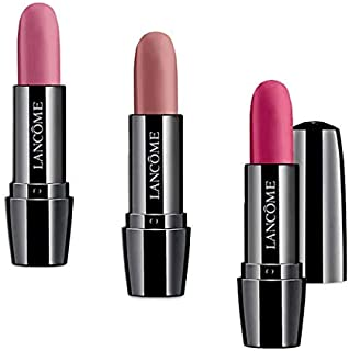 ランコム(LANCOME), Full Size Color Design Sensational Effects Lipcolor 3set (Bite The Bullet, Lipstick Ave, Sought After) [海外直送品] [並行輸入品]