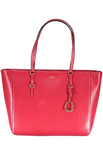 Ralph Lauren 431687507004 BENNINGTON Bolso Mujer ROSSO RED UNI