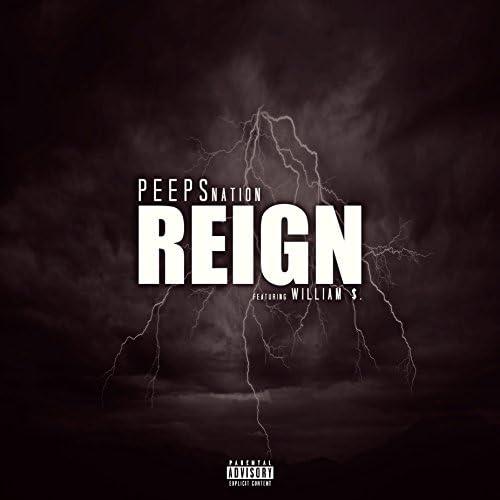 PEEPSnation Feat. William $.