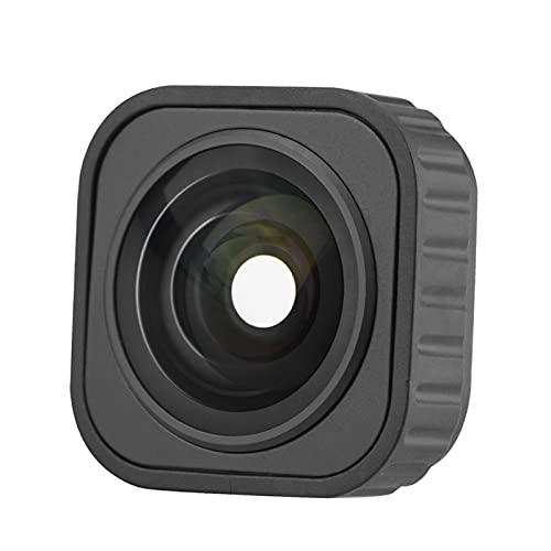 MERIGLARE Accesorio para cámara len Mod Ultra-Wide Angle Light Mod Display Mod Marco de aleación de Aluminio Filtro de Lente Set para Go Pro 9 Lens