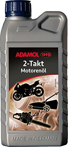 ADAMOL 1896 01210830 2-Takt Motorenöl, SM 1:50, 1 L