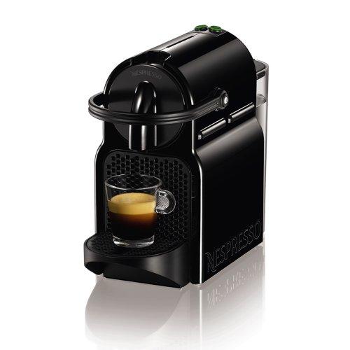 ネスプレッソ コーヒーメーカー イニッシア ブラック D40BK 4カップ以下