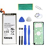 HDCKU Battery Replacement Kit Compatible for Samsung Galaxy Note 8 N950 EB-BN950ABE 3300mAh Li-ion Battery with Full Repair Tools Set
